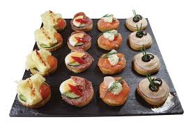 canapes apero appetiser canapé order confiserie bachmann lucerne