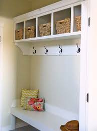 mudroom organizer ana white large custom mudroom organizer with cubbies and hooks