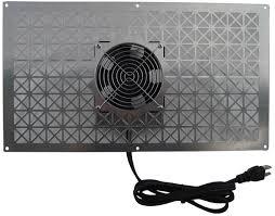 crawl space exhaust fan 110 cfm fresh air supply fan for crawl space ventilation