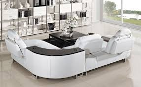 Round Sofa Sectional by Living Room Comfortable Curved Sectional For Elegant Living Room