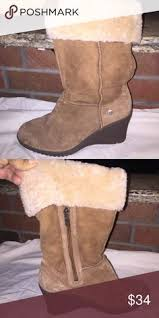 s suede boots size 9 ugg lace up boots size 9 s