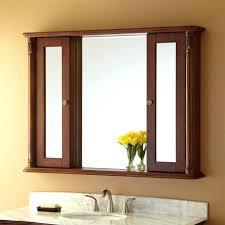 lighted medicine cabinet mirror lowes medicine cabinets mirrors surface mount cabinet at lighted