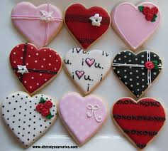 valentines day cookies s savories s day heart cookies