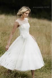 tea dresses wedding amazing tea length wedding dresses gowns to a lovely