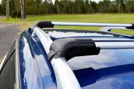 nissan pathfinder roof rack aero alloy roof rack slim cross bar for subaru xv 2012 16 low