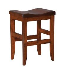 Clifton Mission Backless Bar Stool From DutchCrafters Amish Furniture - Dining table for bar stools