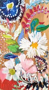 best 25 painted flowers ideas on pinterest paint flowers