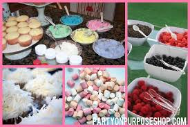 cupcake ideas decorate your own cupcake stations cupcakes