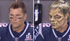Pissed Face Meme - pissed off tom brady gets the meme treatment after getting
