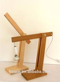 How To Make Wooden Desk Lamp by Wood Lamp Base Wood Lamp Base Suppliers And Manufacturers At