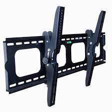 Triple Monitor Wall Mount Tilting Tv Wall Mount Heavy Duty Tilt Tv Wall Mount For 42 To 80