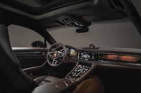 Porsche Cayenne Red Interior - 2018 porsche panamera sport turismo first look