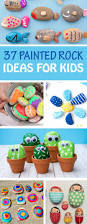 37 painted rocks for kids fun stone crafts play pretend gifts