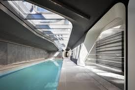 bmw showroom zaha hadid zaha hadid architects office archdaily