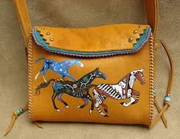 Deer Tanned Cowhide Lyn Lyndall Leather Bags And Accessories