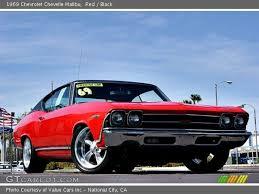 1969 Chevelle Interior Red 1969 Chevrolet Chevelle Malibu Black Interior Gtcarlot