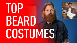 cheap creative halloween costume ideas ten best bearded halloween costumes eric bandholz youtube
