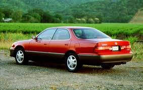 lexus es300 back 1996 lexus es 300 information and photos zombiedrive