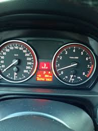 bmw radiator warning light warning light came on couldn t drive car