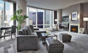suites in chicago trump chicago grand deluxe suites 2