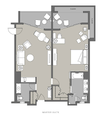 master suite floor plans luxury tucson az resort the westin la