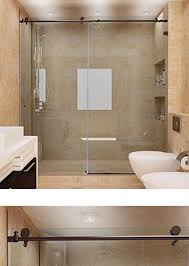 Door Shower Sliding Shower Doors Custom Sliding Doors For Showers And