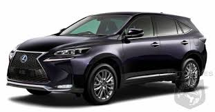 lexus suv 3rd row exclusive we ve just got word about a for the 2017