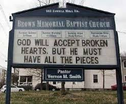 easter messages for church signs