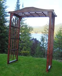 wedding arches outdoor bridal arches available b c mortensen inc