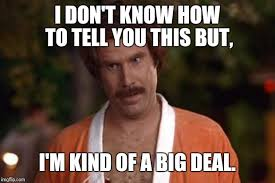 Ron Burgundy Meme - anchorman robe meme generator imgflip