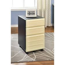 Mobile File Cabinet Ameriwood Home Pursuit Mobile File Cabinet Light Brown Gray