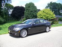 review 2011 bmw 5 series 535i and 550i the truth about cars