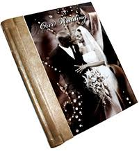 acrylic wedding album wedding albums customized leather wedding albums