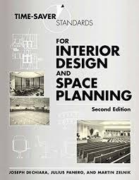 time design planner time saver standards for interior design qpractice