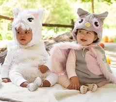 Halloween Costumes Babies 3 6 Months Baby Owl Costume Pottery Barn Kids