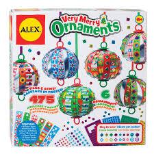 alex toys craft merry ornaments toys