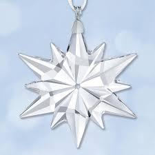 2017 swarovski annual ornament sterling