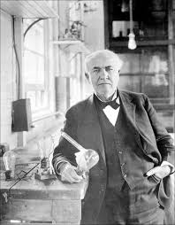 54 best people thomas alva edison images on pinterest electric