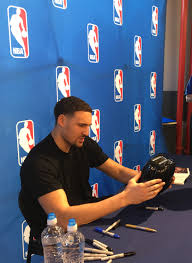 Sports Toasters The Guy Who Asked Klay Thompson To Sign A Toaster Got An Invite To
