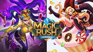 magic rush heroes hack tool updated cheat now