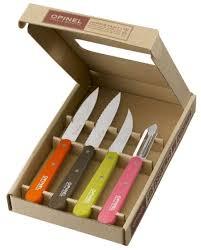 couteau opinel cuisine de 4 couteaux de cuisine les essentiels du cuisinier opinel