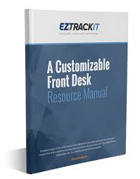 Front Desk Manual Resources Eztrackit Package Tracking Resources