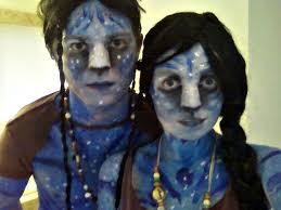 Halloween Avatar Costume Diy Avatar Costume Cheap