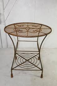 Wrought Iron Patio Tables 30