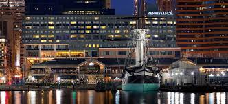Maryland travel reviews images Downtown baltimore harbor hotel renaissance baltimore jpg