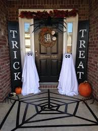 Metal Outdoor Halloween Decorations by Halloween Garden Decor Halloween Window Decals Decorating For Fall