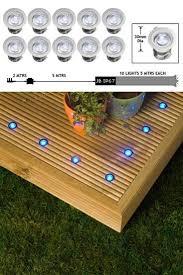 Patio Floor Lights Wonderful Patio Deck Lighting Ideas Floor Ls L And Lighting