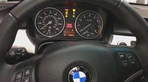 reset service indicator bmw 3 series e90 youtube