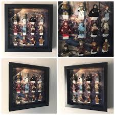 game of thrones 12pc minifigure frame mum gift geek box dad