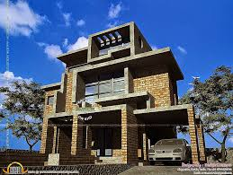 brick homes plans house designs and floor plans in india luxury brick house design